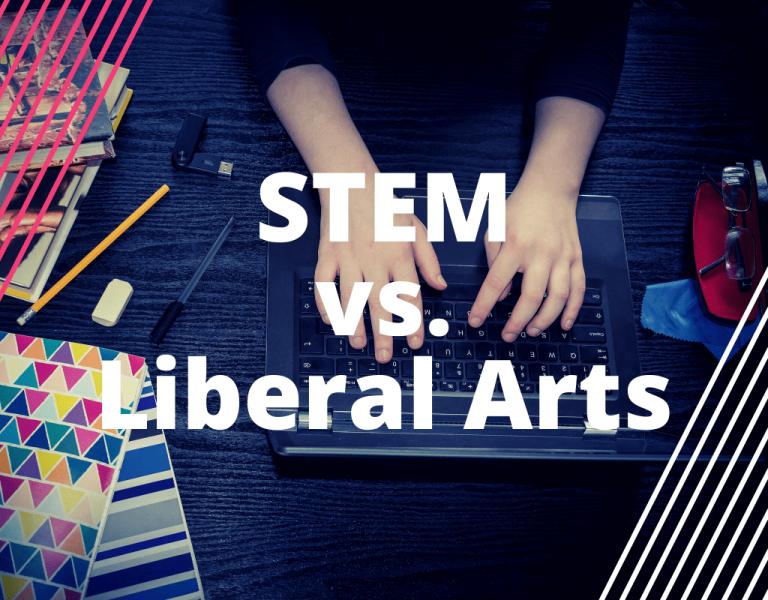 stem vs. liberal arts