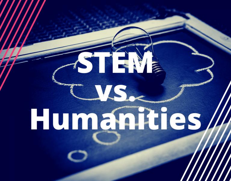stem vs humanities